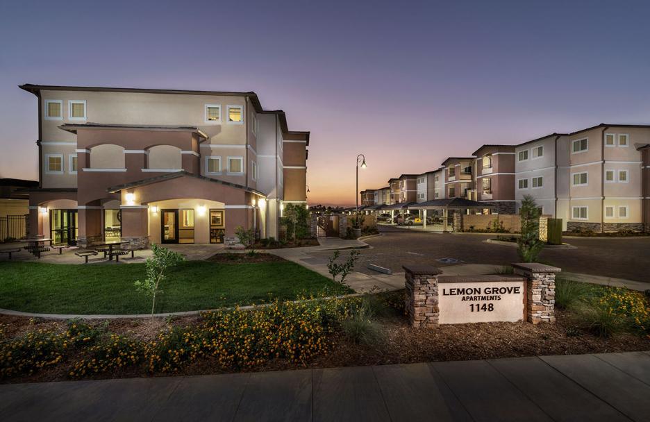Lemon Grove Apartments